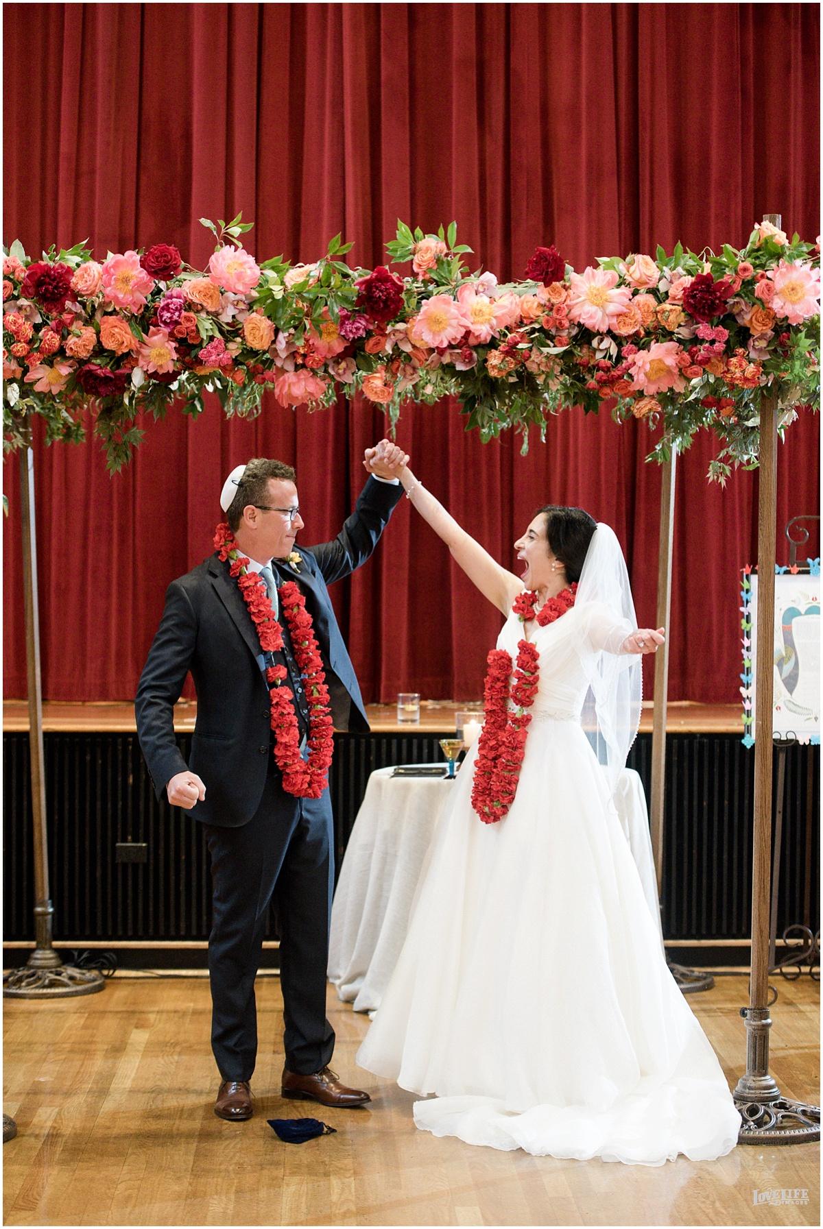 St Francis Hall Wedding ceremony celebration.jpg