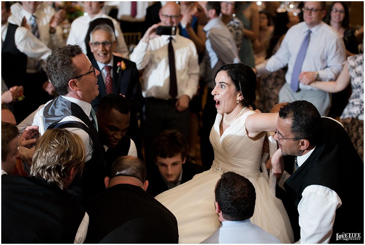 St Francis Hall Wedding hora.jpg