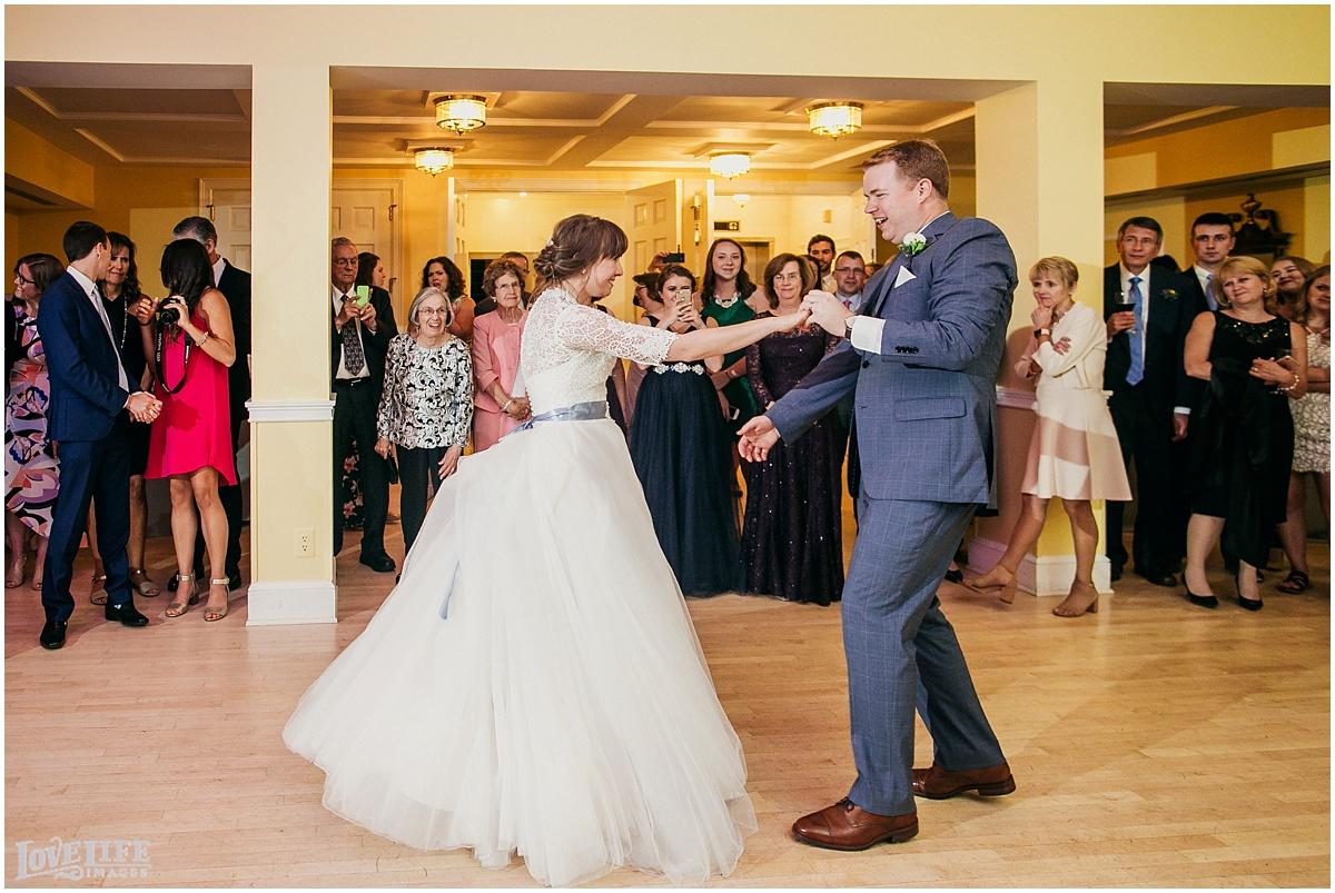 Dumbarton House DC Wedding first dance.jpg