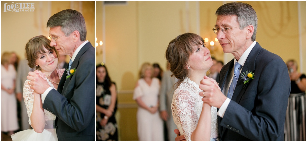 Dumbarton House DC Wedding father daughter dance.jpg