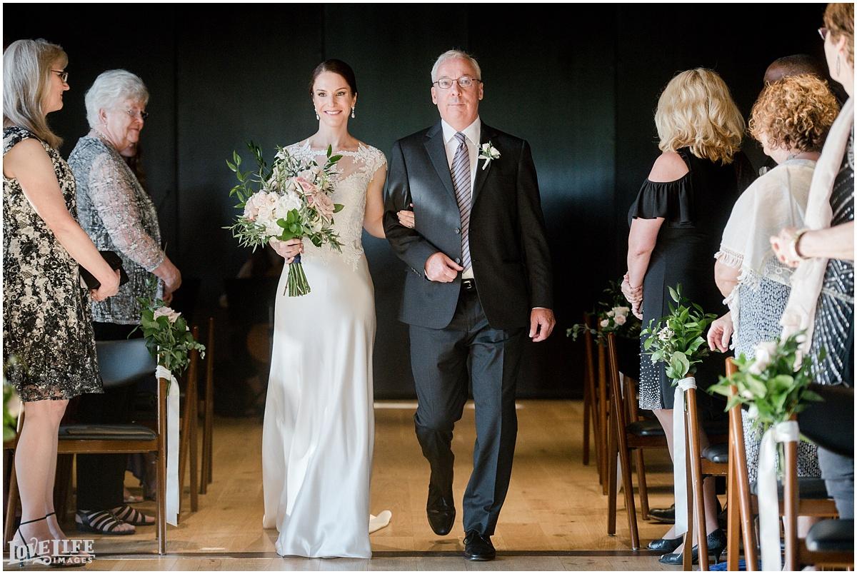 District Winery DC Wedding ceremony processional.jpg