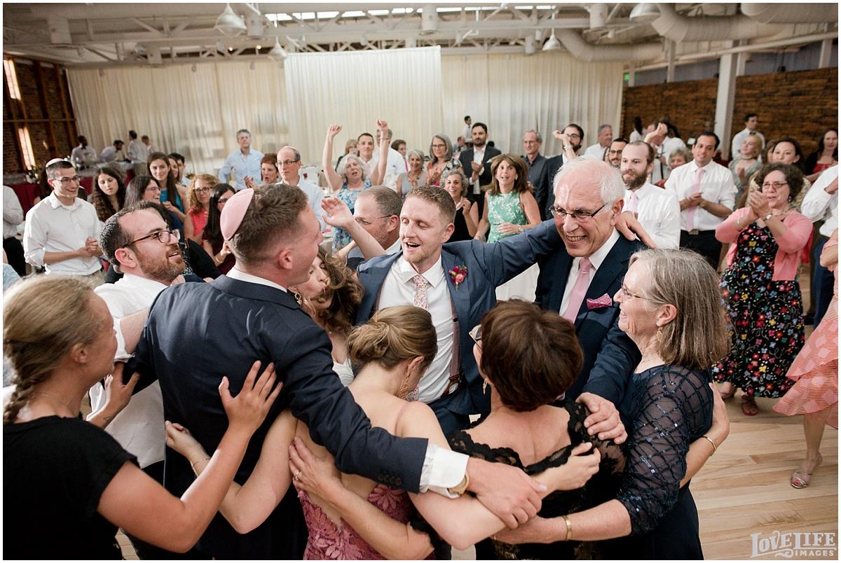 AVAM Baltimore Wedding Reception hora.jpg