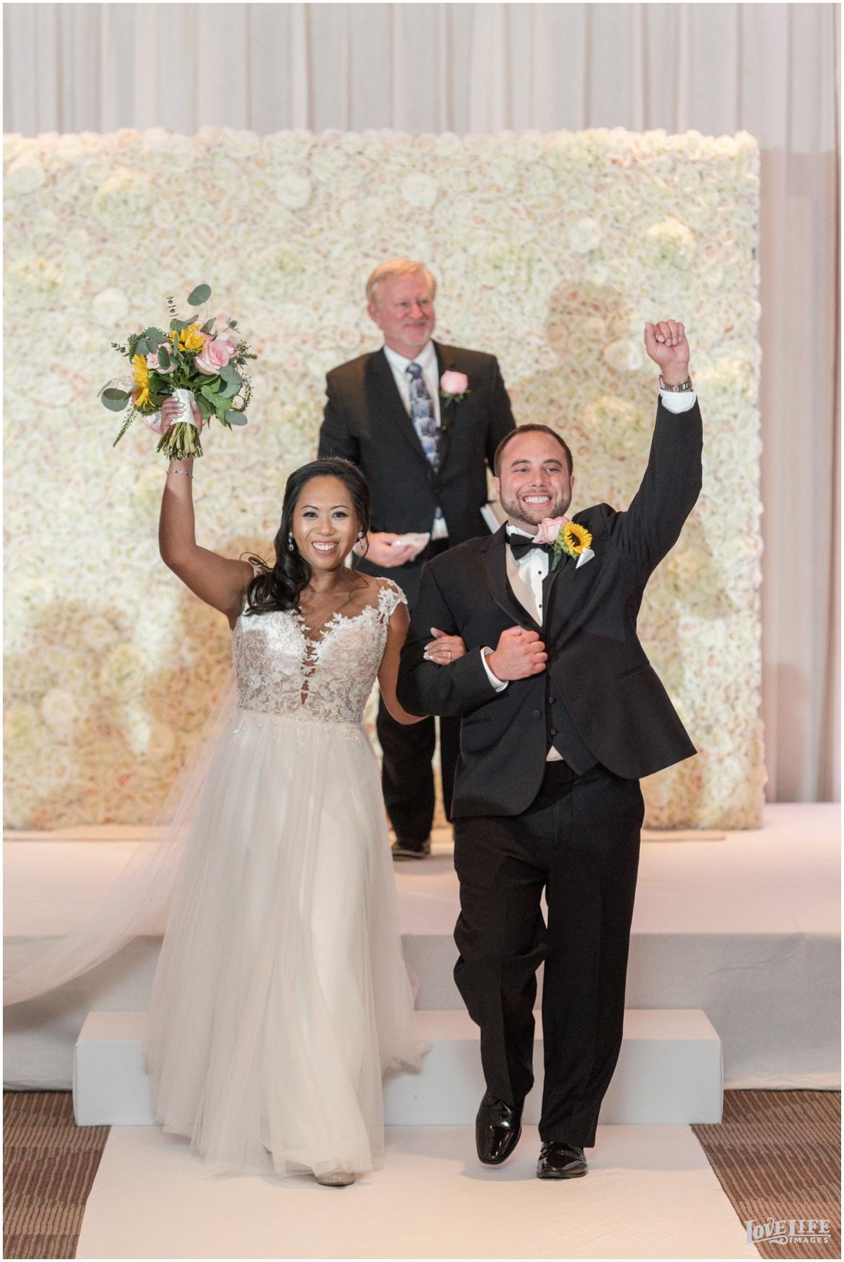 Park Hyatt DC Wedding ceremony newlyweds.jpg