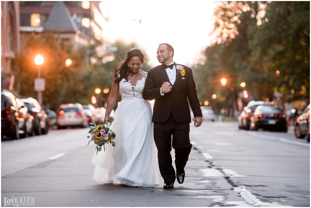 Park Hyatt DC Wedding sunset portrait.jpg