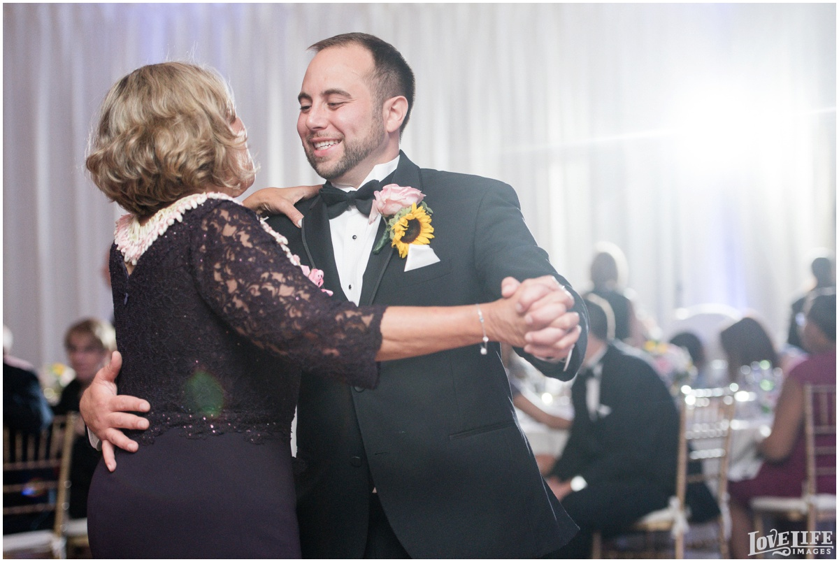 Park Hyatt DC Wedding groom dancing with mom.jpg