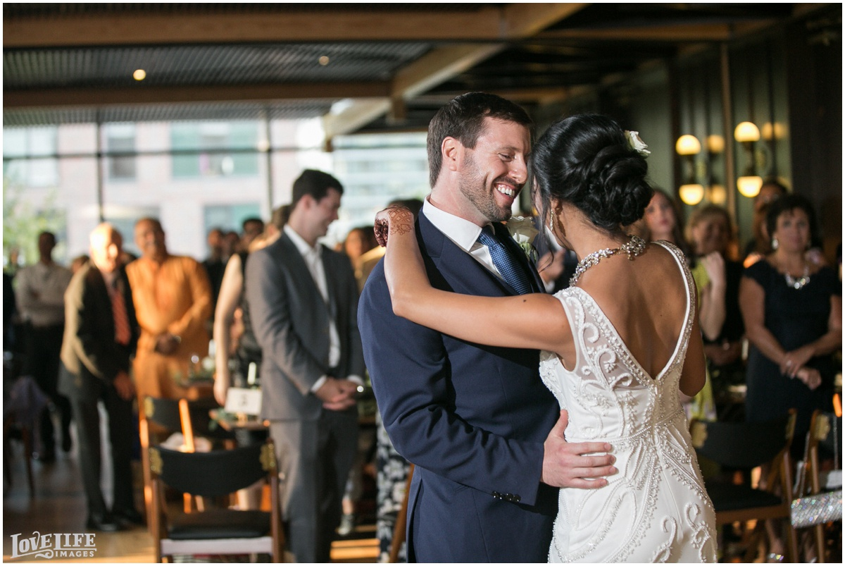 Multicultural District Winery DC Wedding first dance.jpg