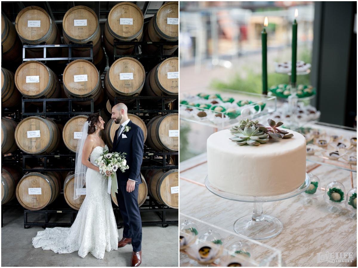 District Winery Fall DC wedding barrel room portrait.JPG