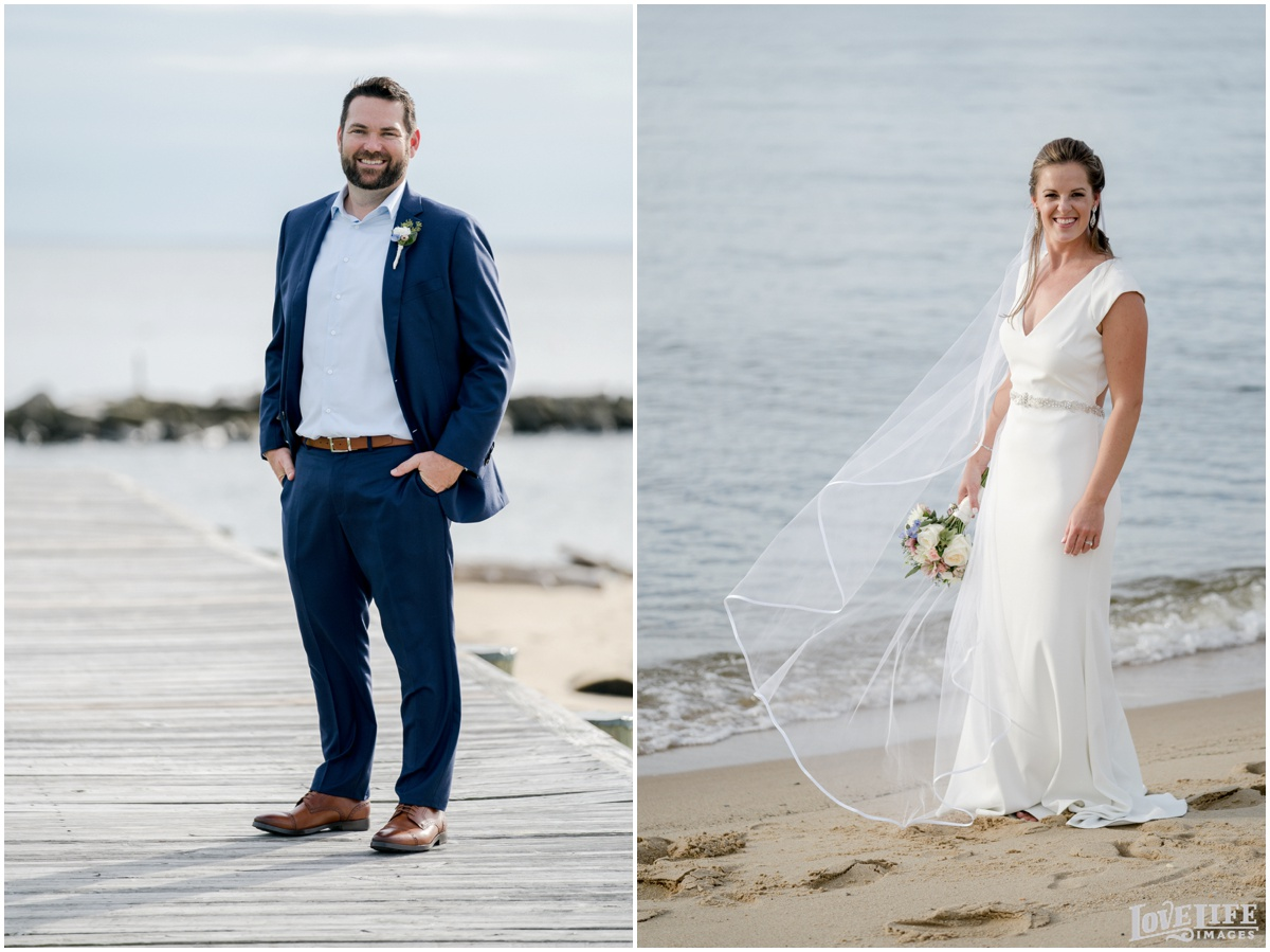 Silver Swan Bayside Wedding bride groom beach portraits.jpg