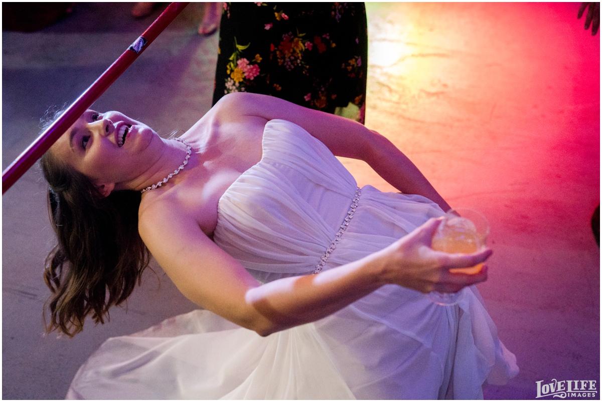 Same Sex Brewery DC Wedding limbo.jpg