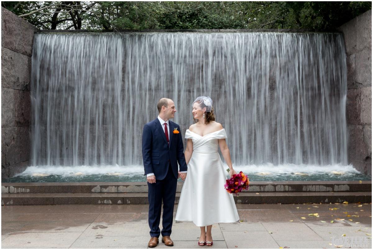 Anxo Cidery DC Wedding waterfall portrait.jpg