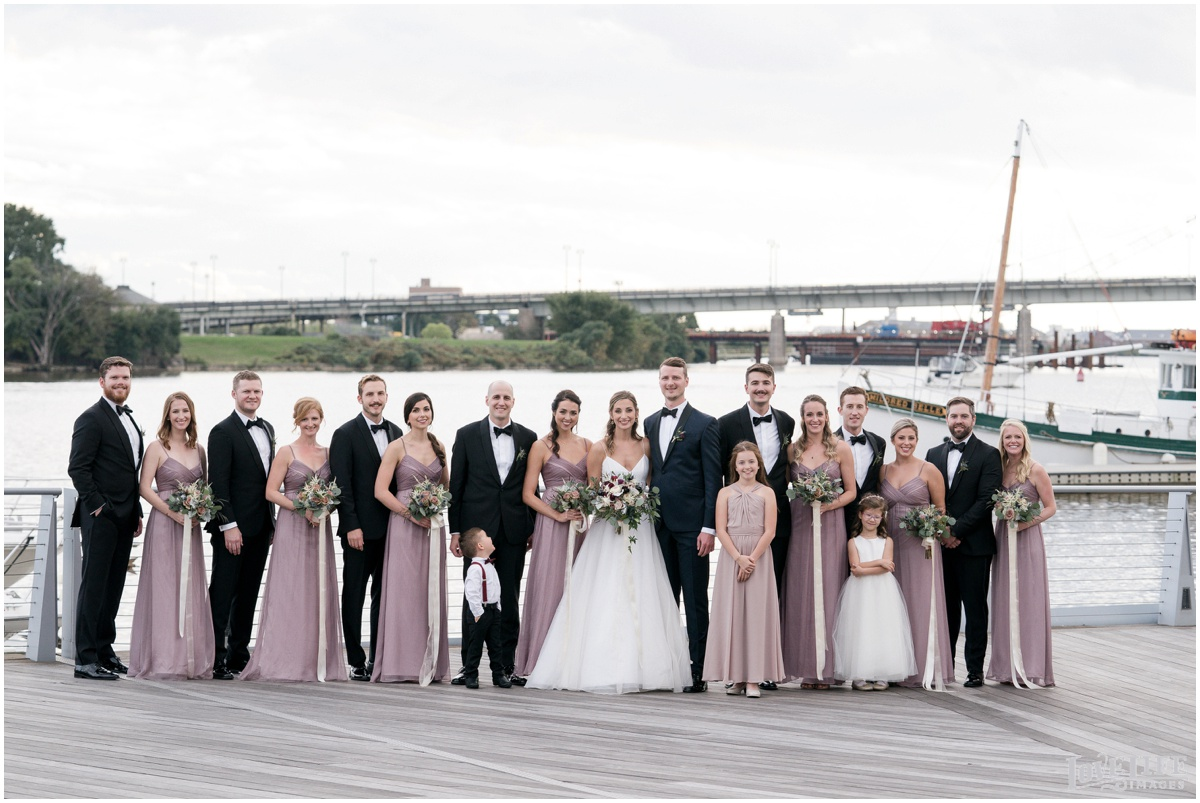 District Winery DC Wedding bridal party at waterfront.jpg
