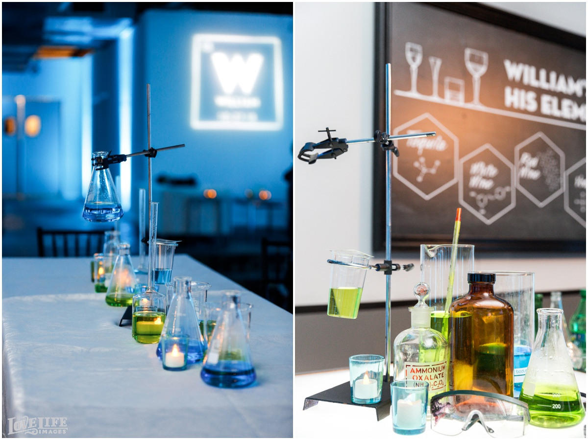 Longview Gallery Bar Mitzvah science themed centerpieces.jpg