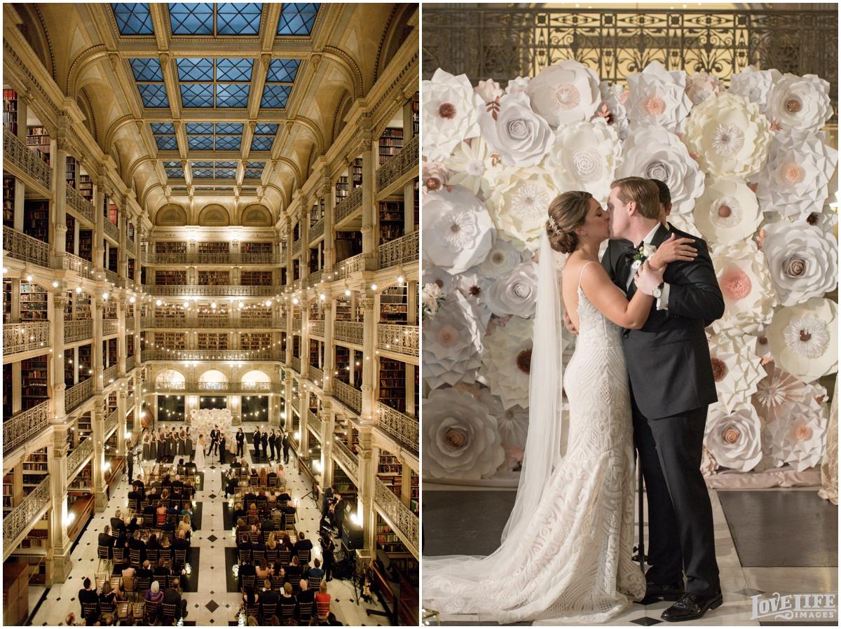 Peabody Library Baltimore Glam Wedding_0039.jpg
