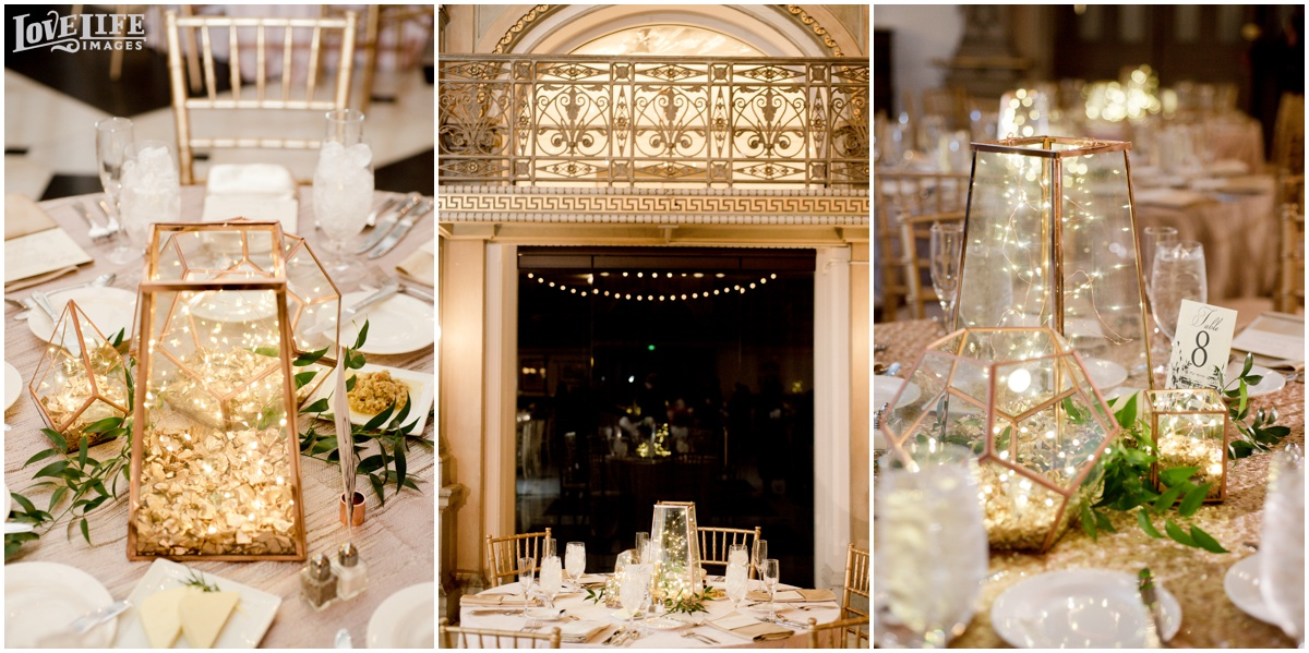 Peabody Library Baltimore Glam Wedding gold reception decor.jpg