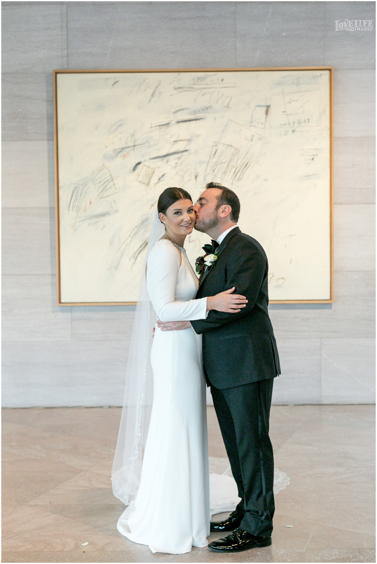 Winter District Winery Wedding bride and groom portrait.JPG
