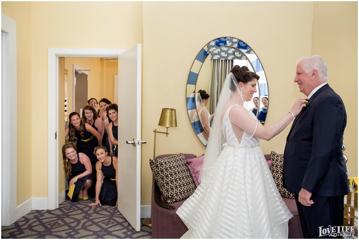 Abby and Matthew. Hotel Monaco. August 11, 2018.