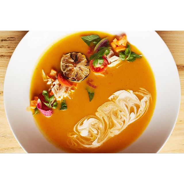 Food is art. 📸 @pilsenphotocoop . . . . #getlostbefound #dine319  #breakfast #brunch #soup #fallfoods #lime #foodisart #sweetpotato #yum #foodandwine #bonapetit #huffposttase #vscofood #iowafood #community #supportlocal #czechvillage #cedarrapids #iowa #iowacity #choose319 #thisisiowa #explore #cheflife #foodie #foodporn #midwestisbest #foodphotography #lostandfound