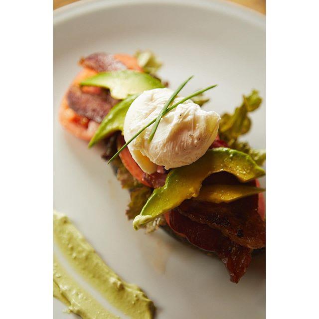 You're the avocado to my toast.  Avocado BLT Toast Sourdough bread, Neuske bacon, tomatoes, soft poached egg Served at Sunday brunch 10-3. 📸 @pilsenphotocoop . . . #getlostbefound #dine319  #brunch #avocado #avocadotoast #egg #bacon #letthemeatbrunch #breakfast #yum #foodandwine #bonapetit #huffposttase #vscofood #iowafood #community #supportlocal #czechvillage #cedarrapids #iowa #iowacity #choose319 #thisisiowa #explore #cheflife #foodie #foodporn #midwestisbest #foodphotography #lostandfound