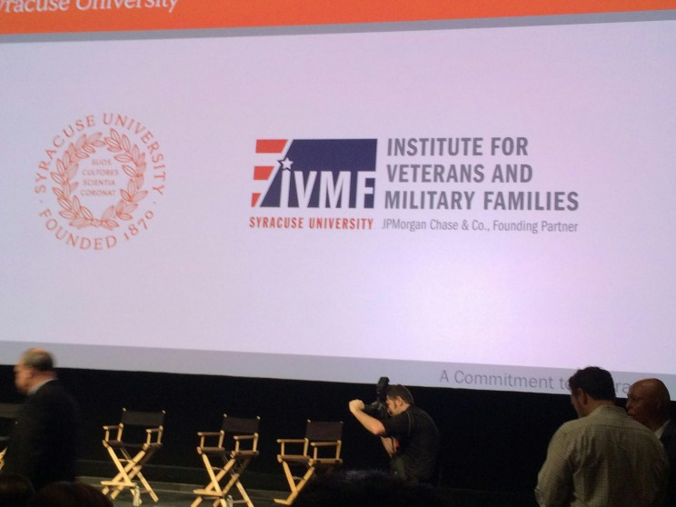 Syracuse Universtity IVMF for Military and Veterans