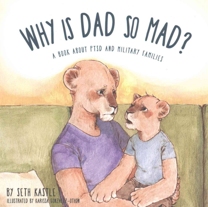 Click image to order WHY IS DAD SO MAD?