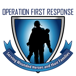 operation first response - Our Family Assistance Program was developed with the main purpose of alleviating the financial difficulties facing a wounded Hero's family. We provide personal and financial services from the onset of the injury or illness, throughout the recovery period, and along the journey from military life to the civilian world.