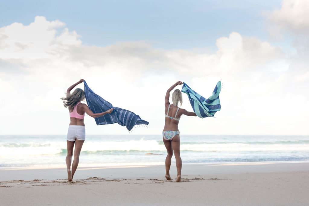 LUALOHA-Turkish-Towel-in-Denim-and-Buddhaful-in-Bright-Mint-and-Blue-1.jpg