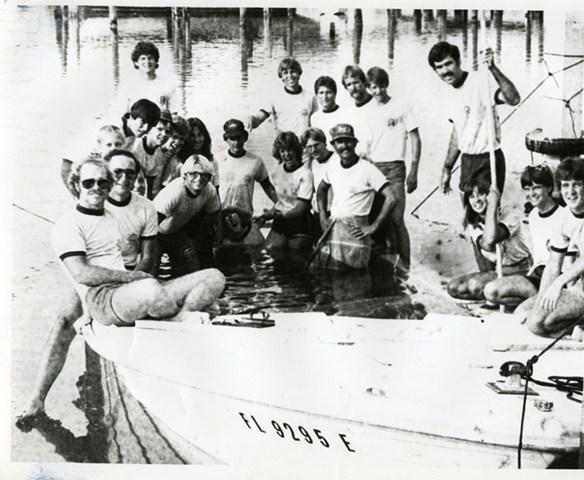 1982 Summer Staff