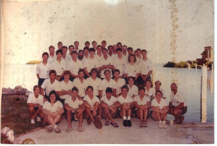 1986 Summer Staff