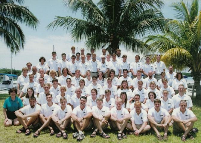 1997 Summer Staff