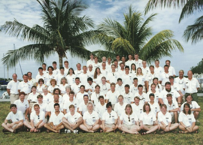 1998 Summer Staff
