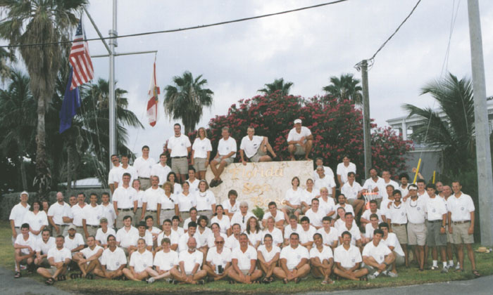 2000 Summer Staff