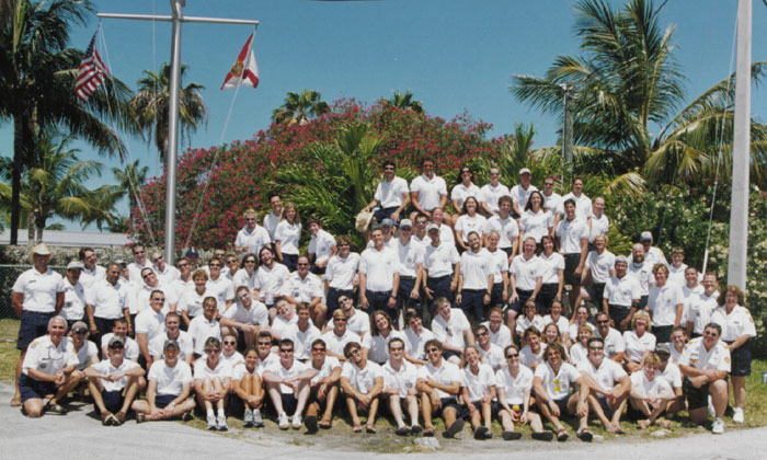 2004 Summer Staff