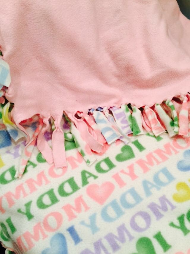 Bayan's Acutal Blanket