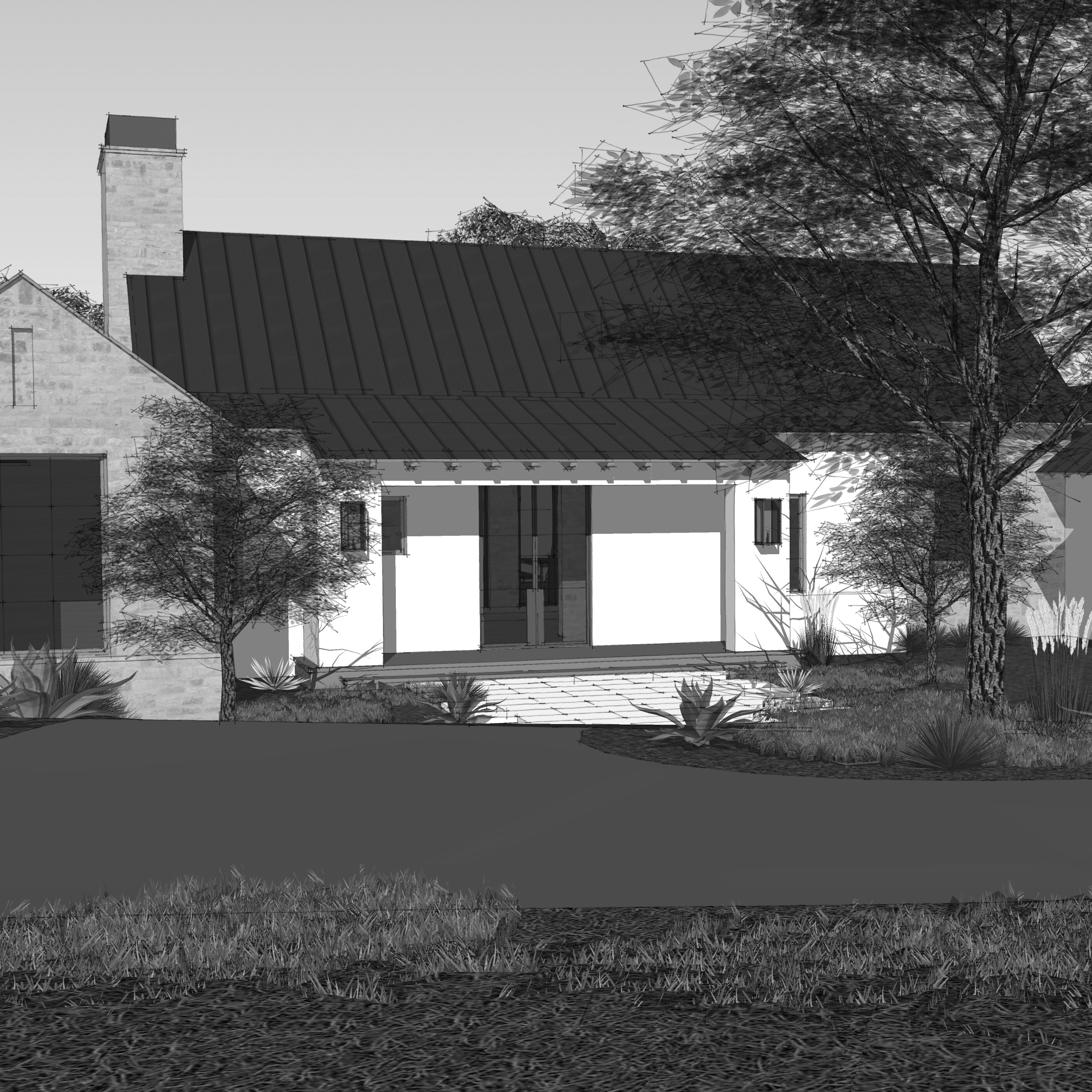 HILL COUNTRY RANCH -