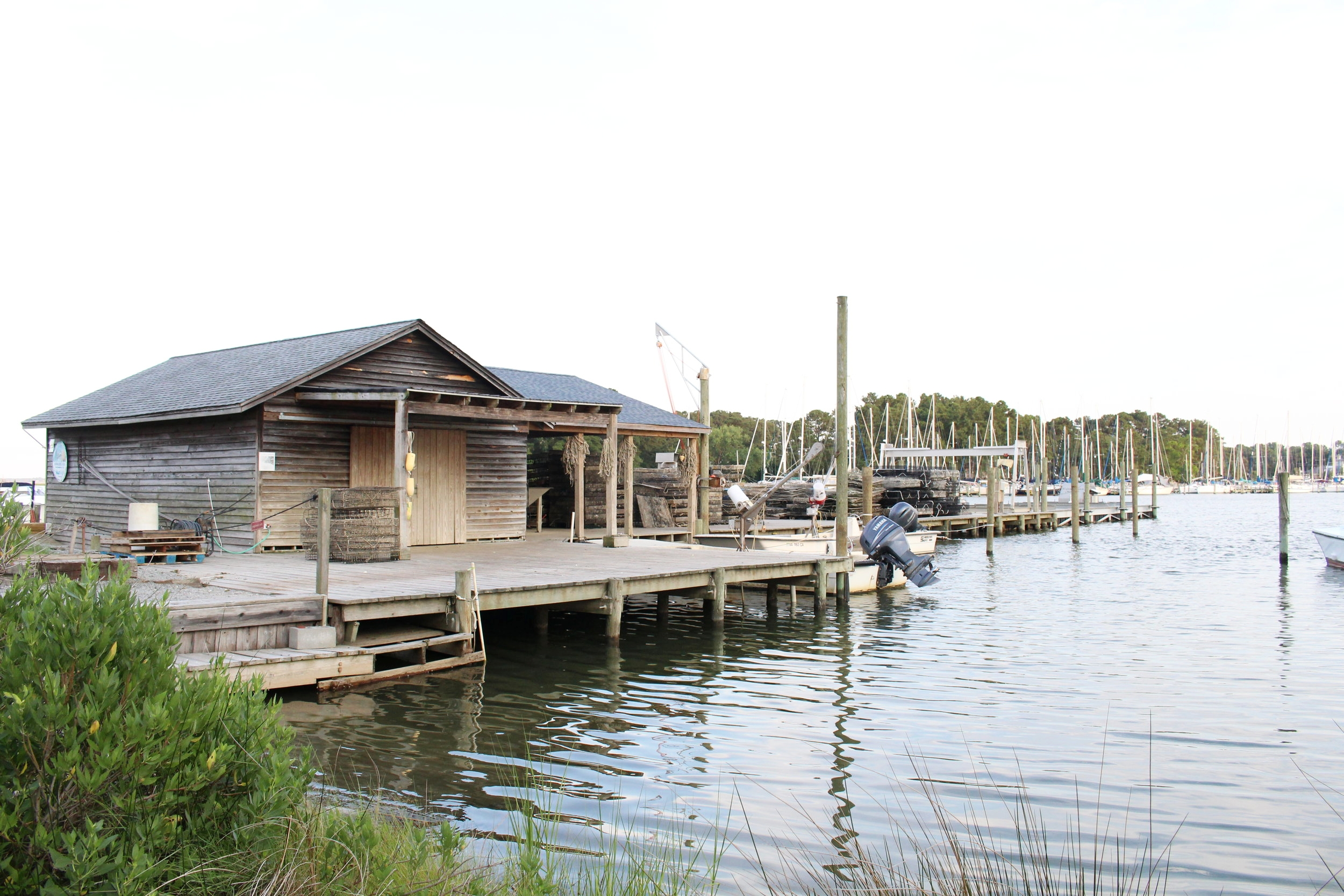 Chesapeake_Boat_House