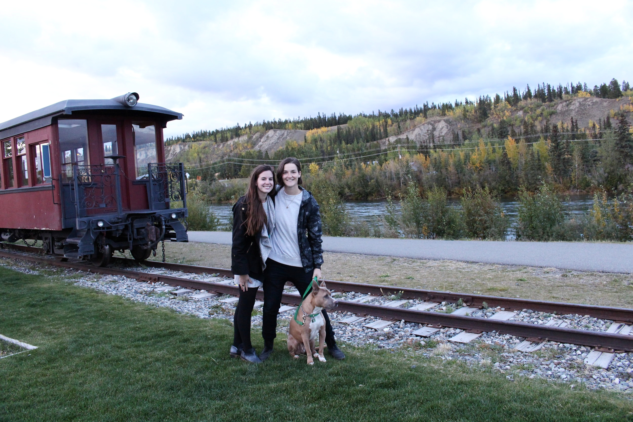 Whitehorse_Train