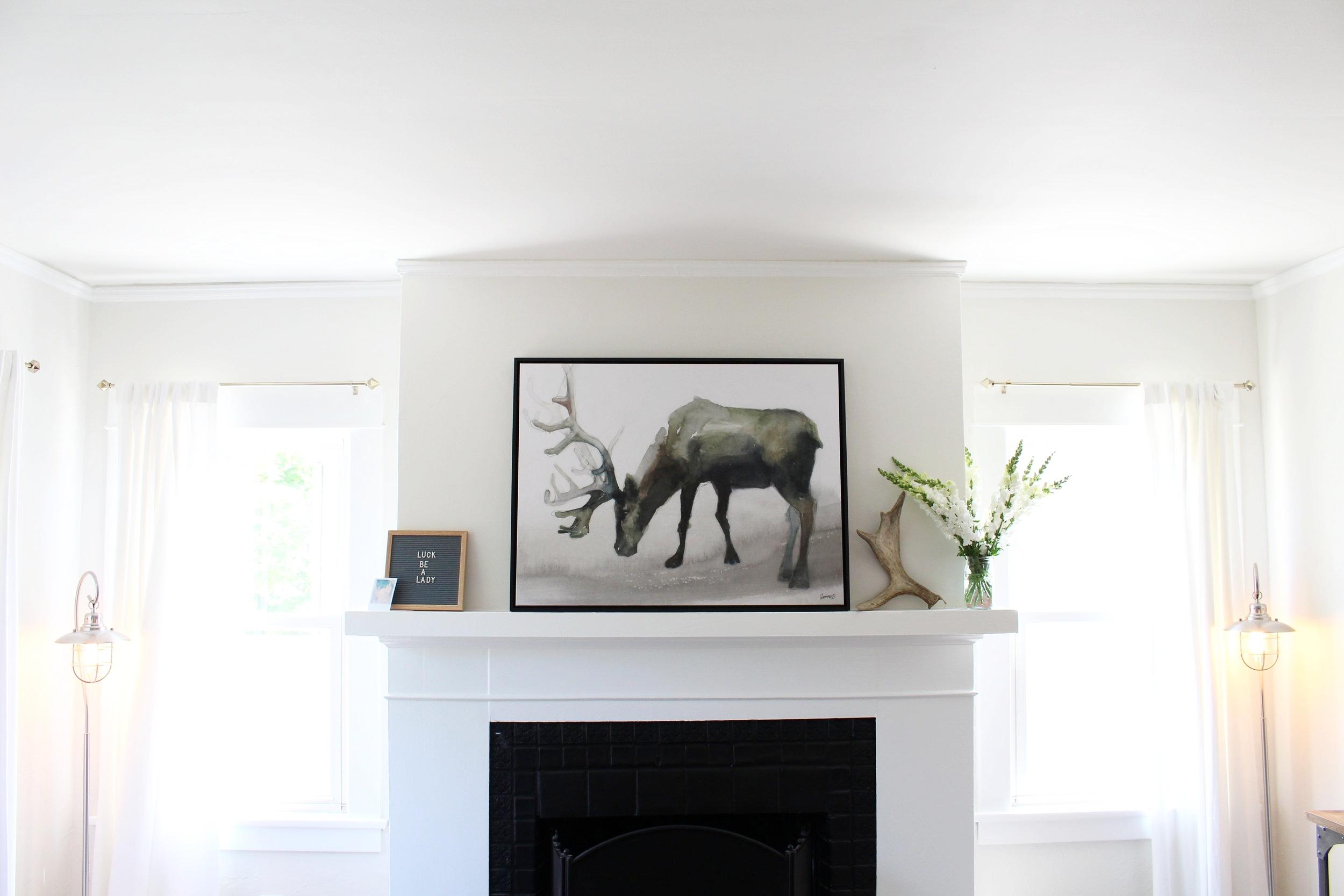 Home Tour_Fireplace