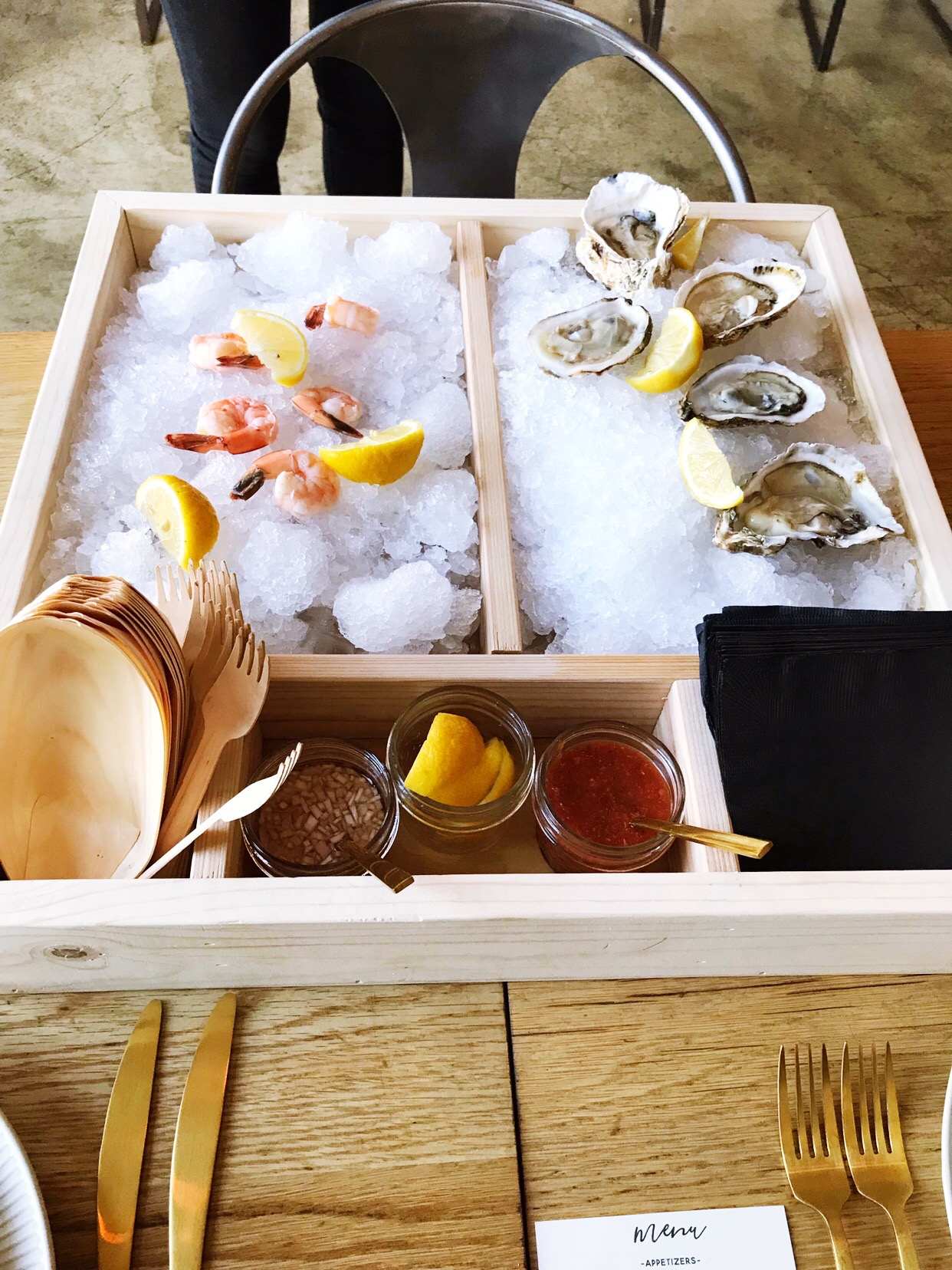 Chilled_Seafood_Wedding