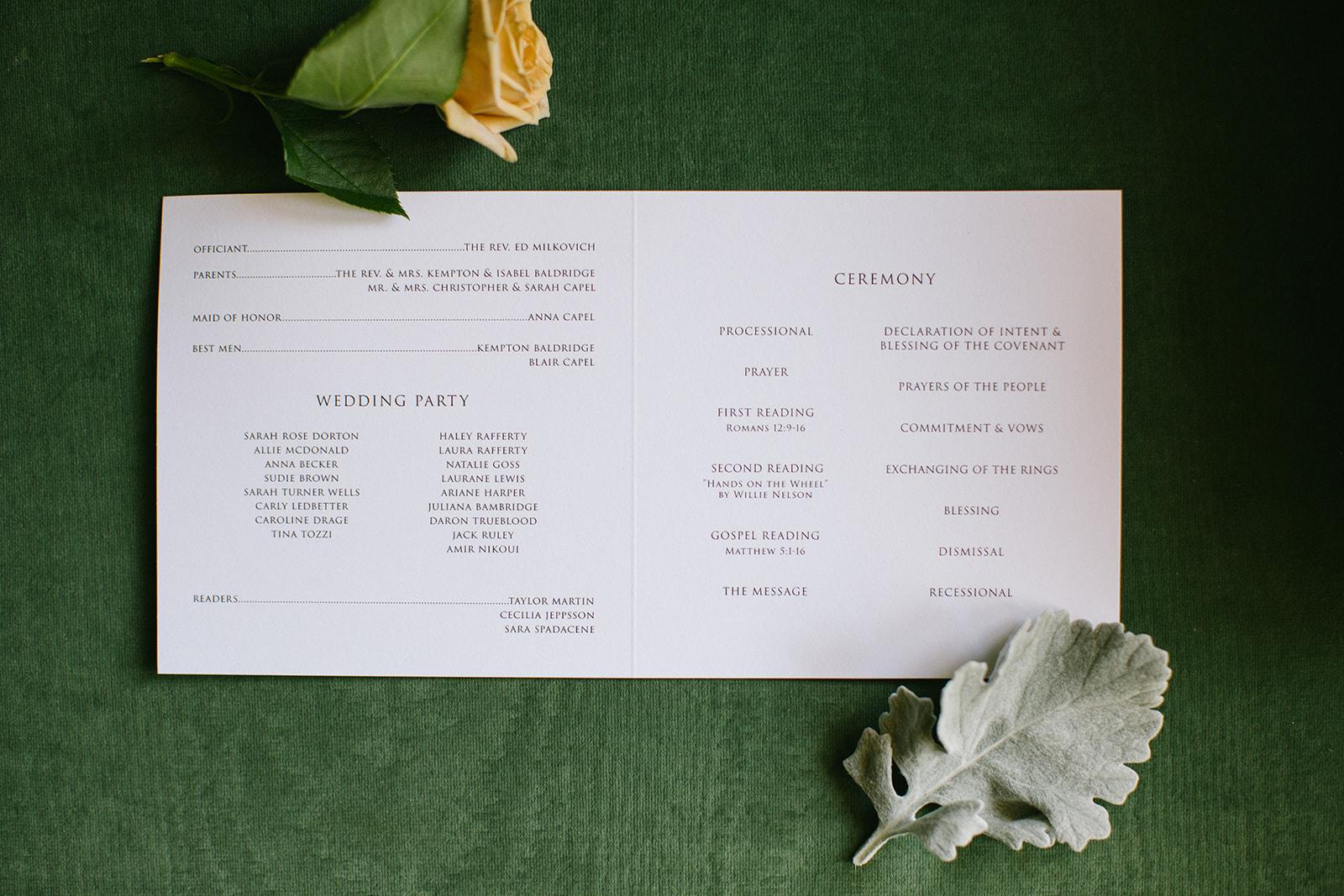 Wedding_Ceremony_Programs