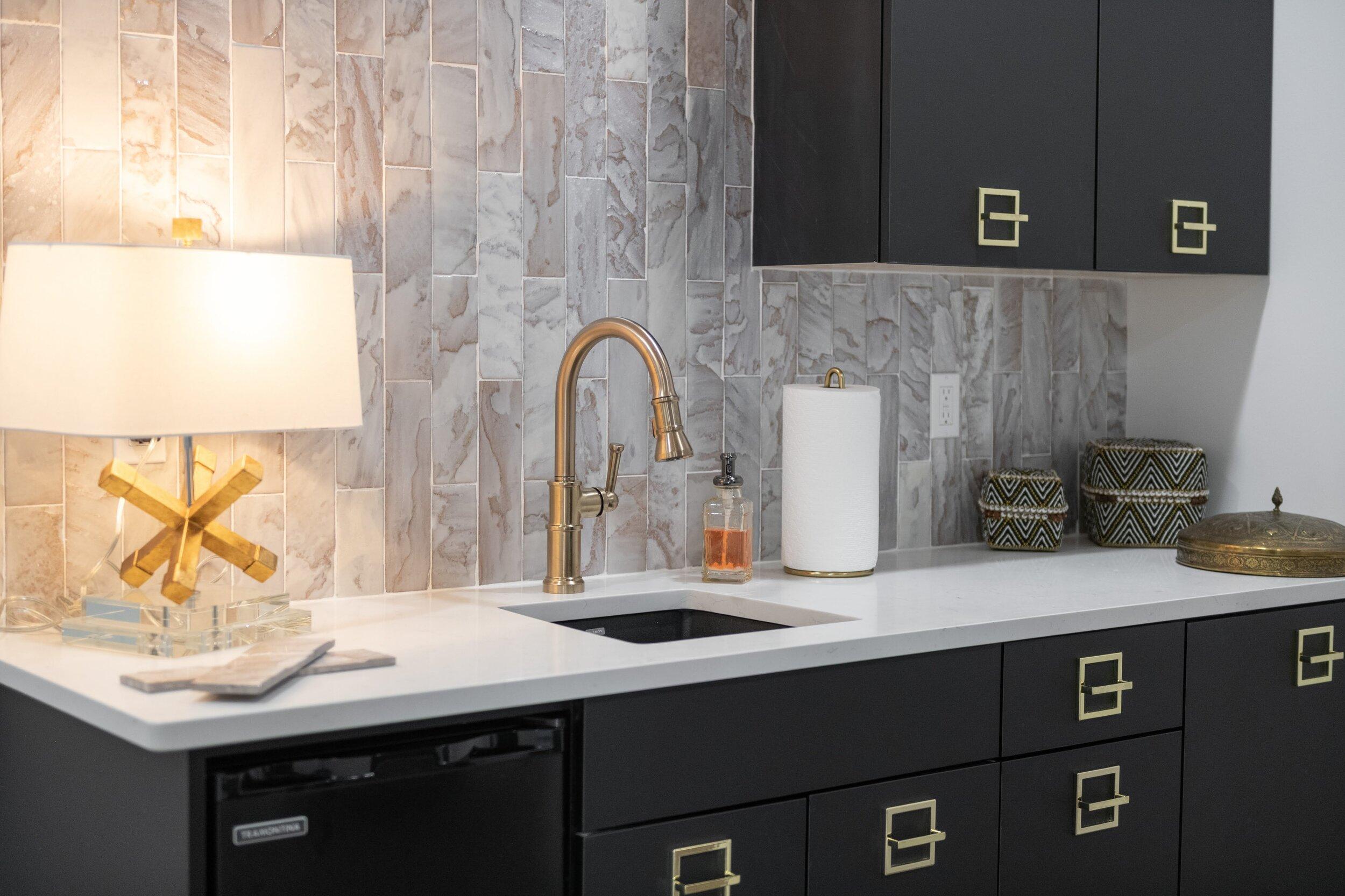 Cabinets Hōm Kitchen Bath