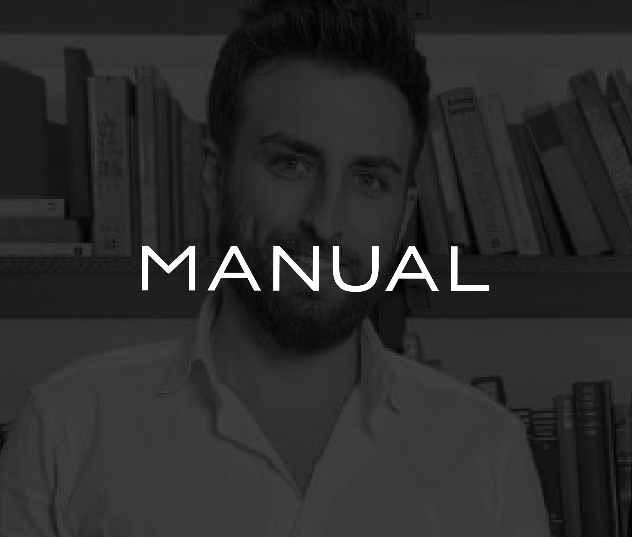"""""""With the FNDR team we created an inventive and ownable brand that gives us a strong toolkit for the brand launch, but also stretches to a global, category-defining brand within wellness. Exactly what we wanted.""""    George Pallis - Founder, CEO, Manual"""