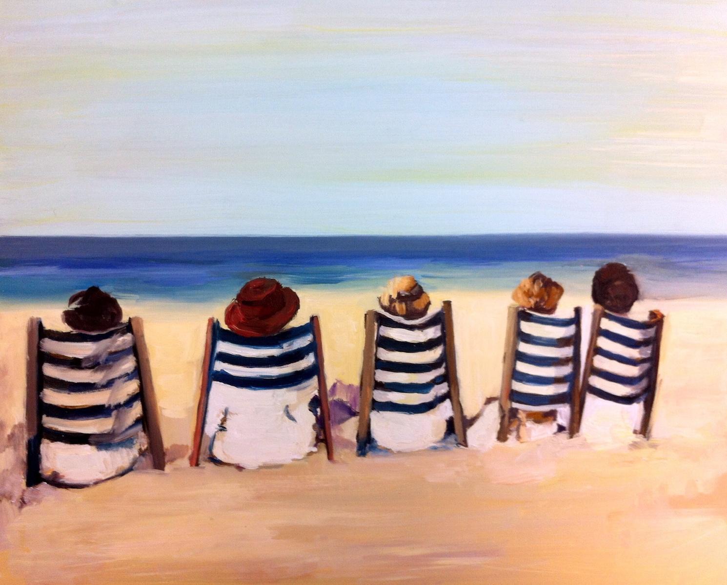 Beach Backs