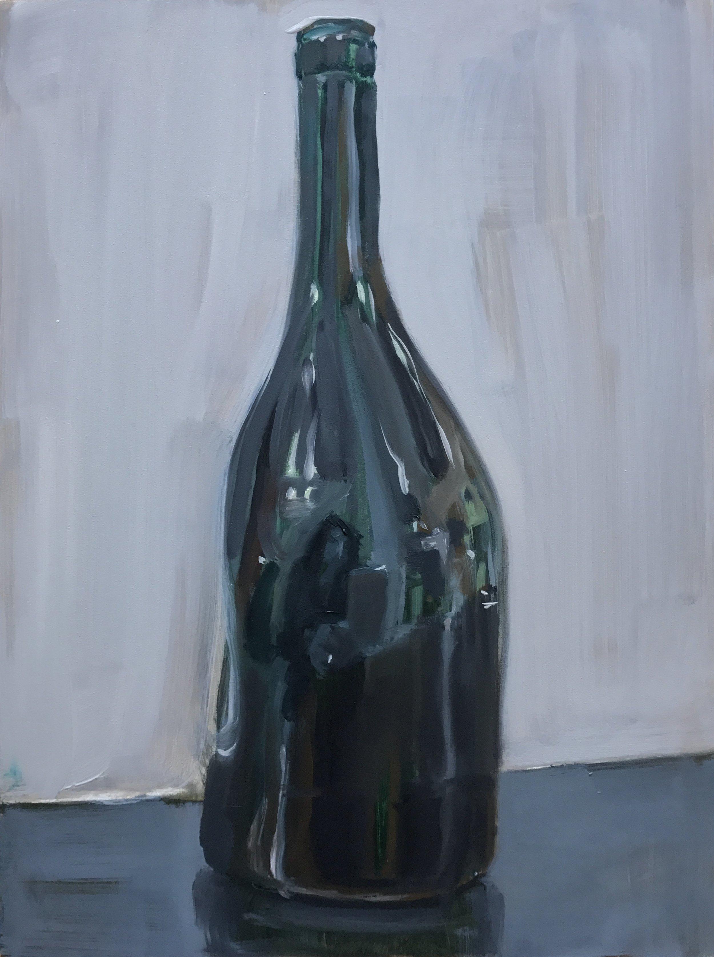 Selfie in Bottle