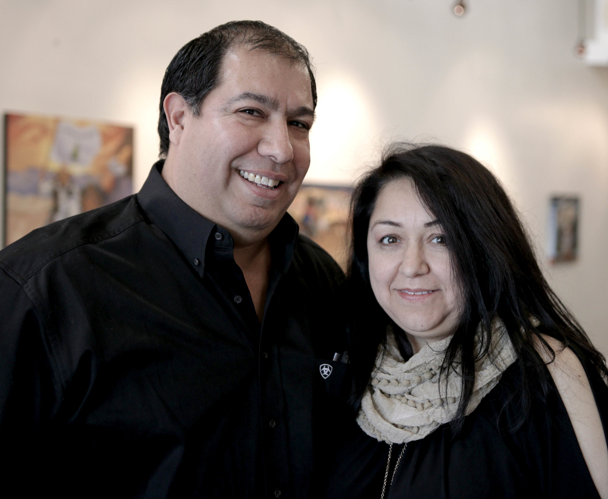 Ismael & Verónica Cisneros - Associate Pastors