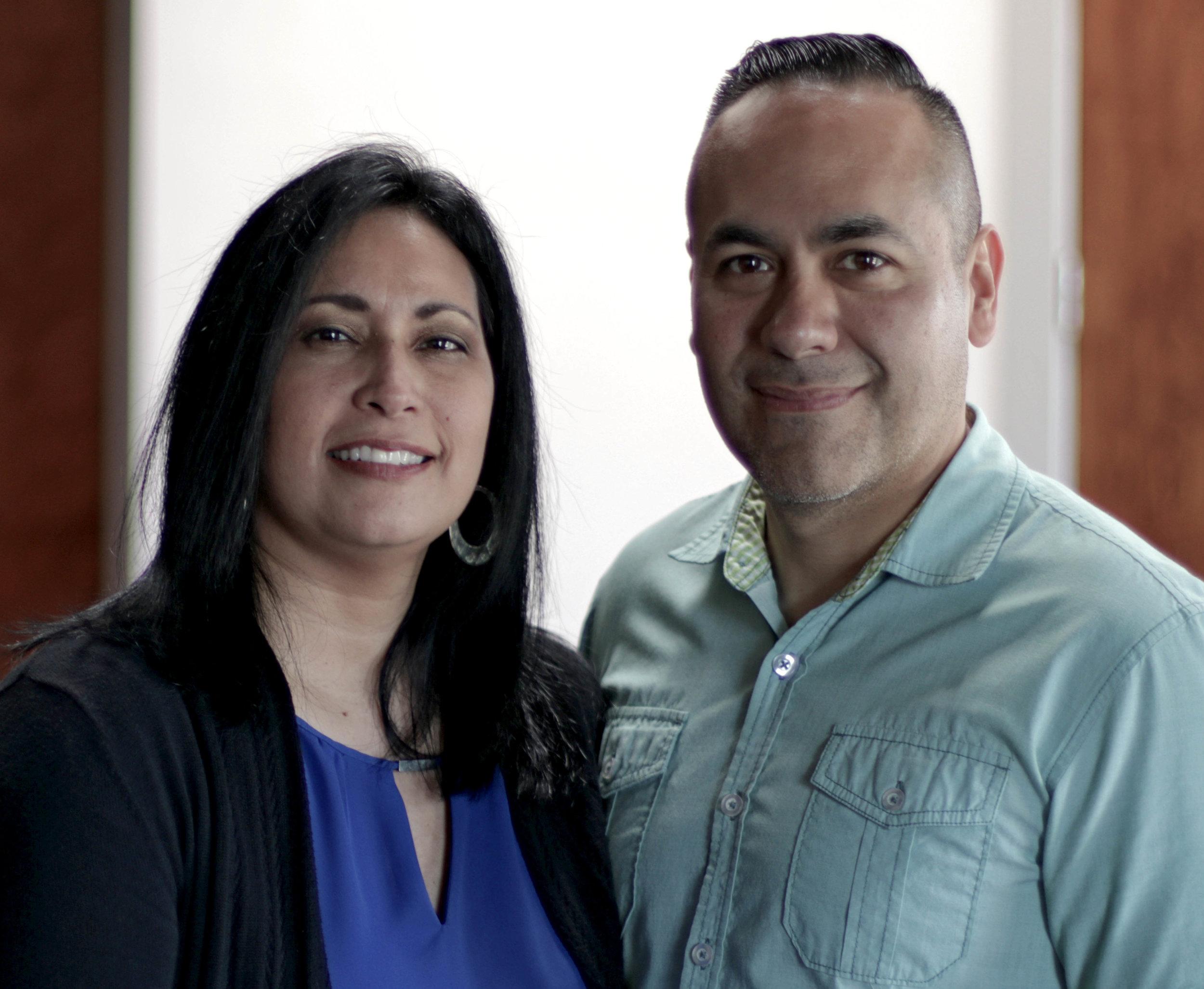 Alex & Liz Vaiz - Lead Pastors