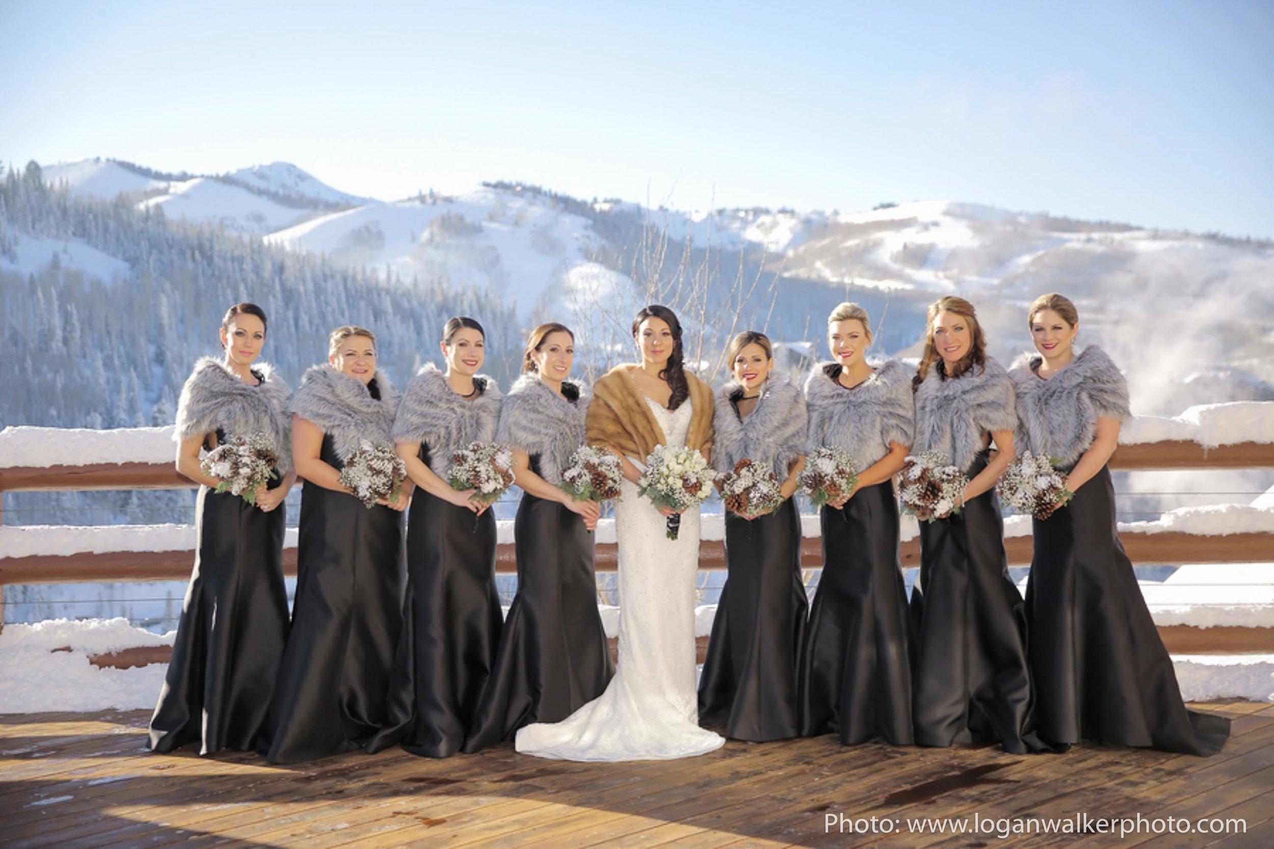 White and Gold Wedding Stein Eriksen Lodge--29.jpg