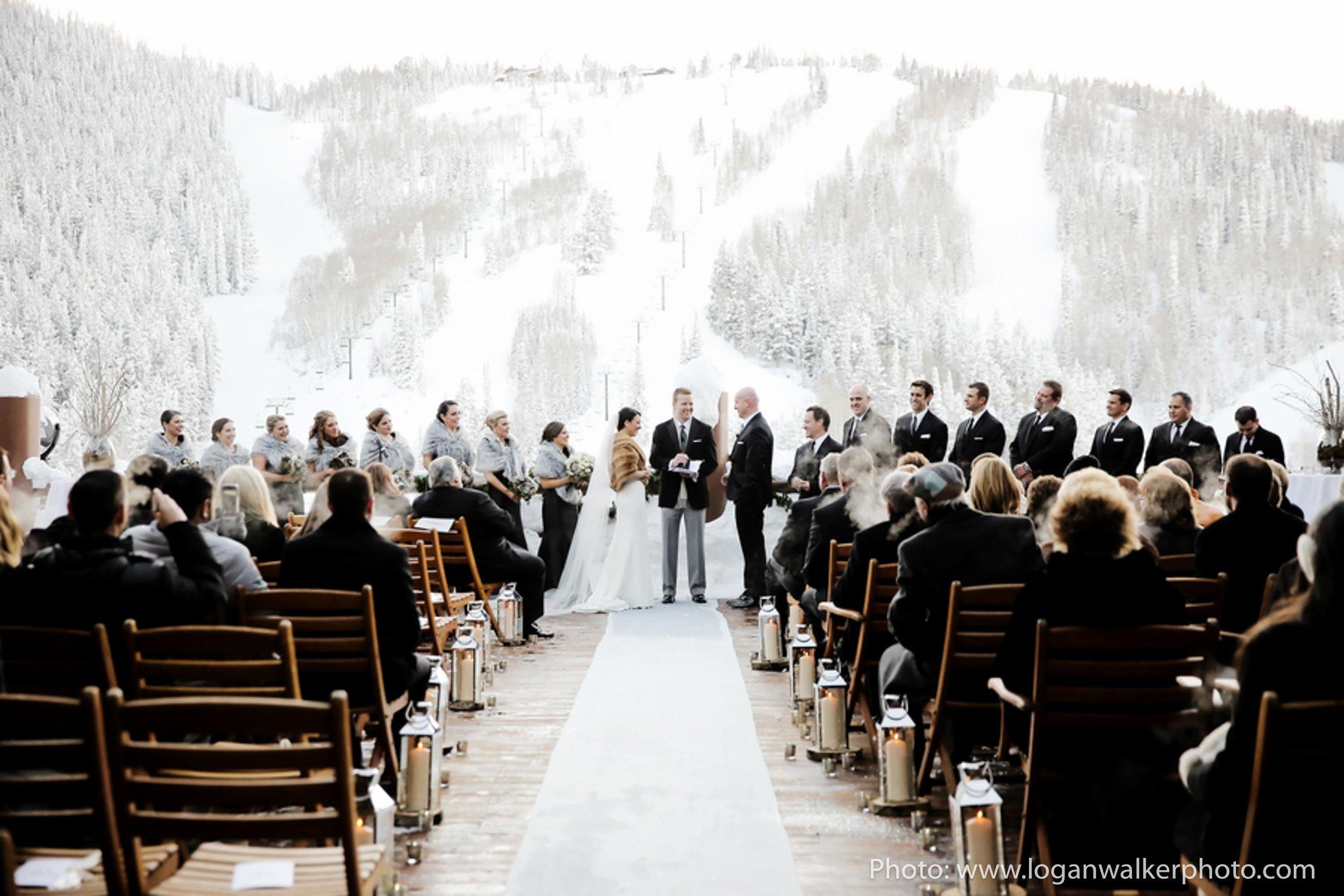 White and Gold Wedding Stein Eriksen Lodge--66.jpg