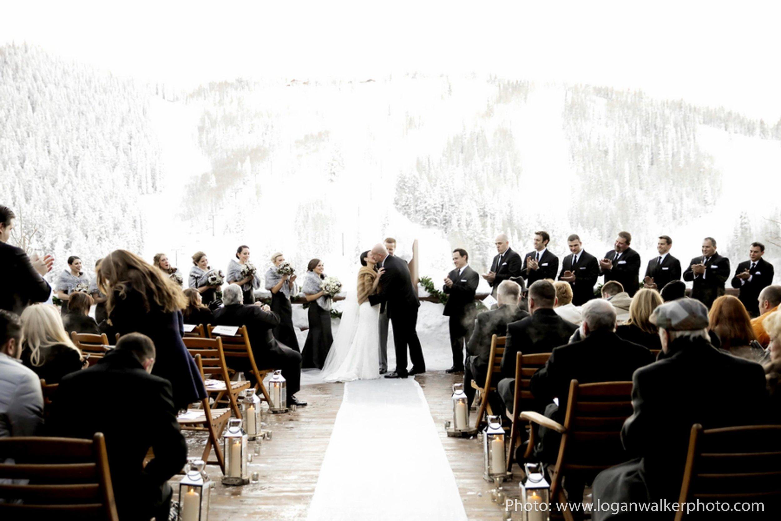 White and Gold Wedding Stein Eriksen Lodge--70.jpg