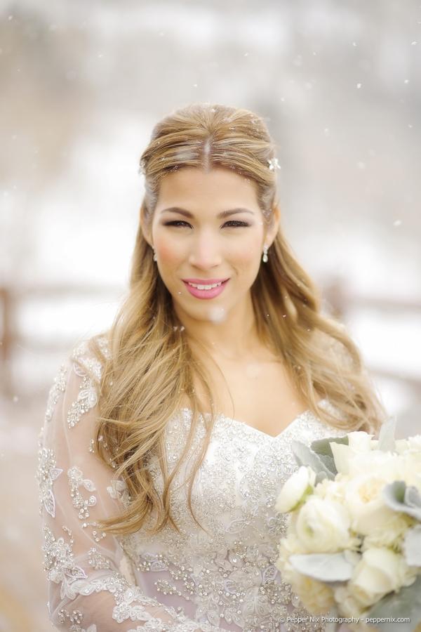 Valeria & Christopher on My Hotel Wedding -