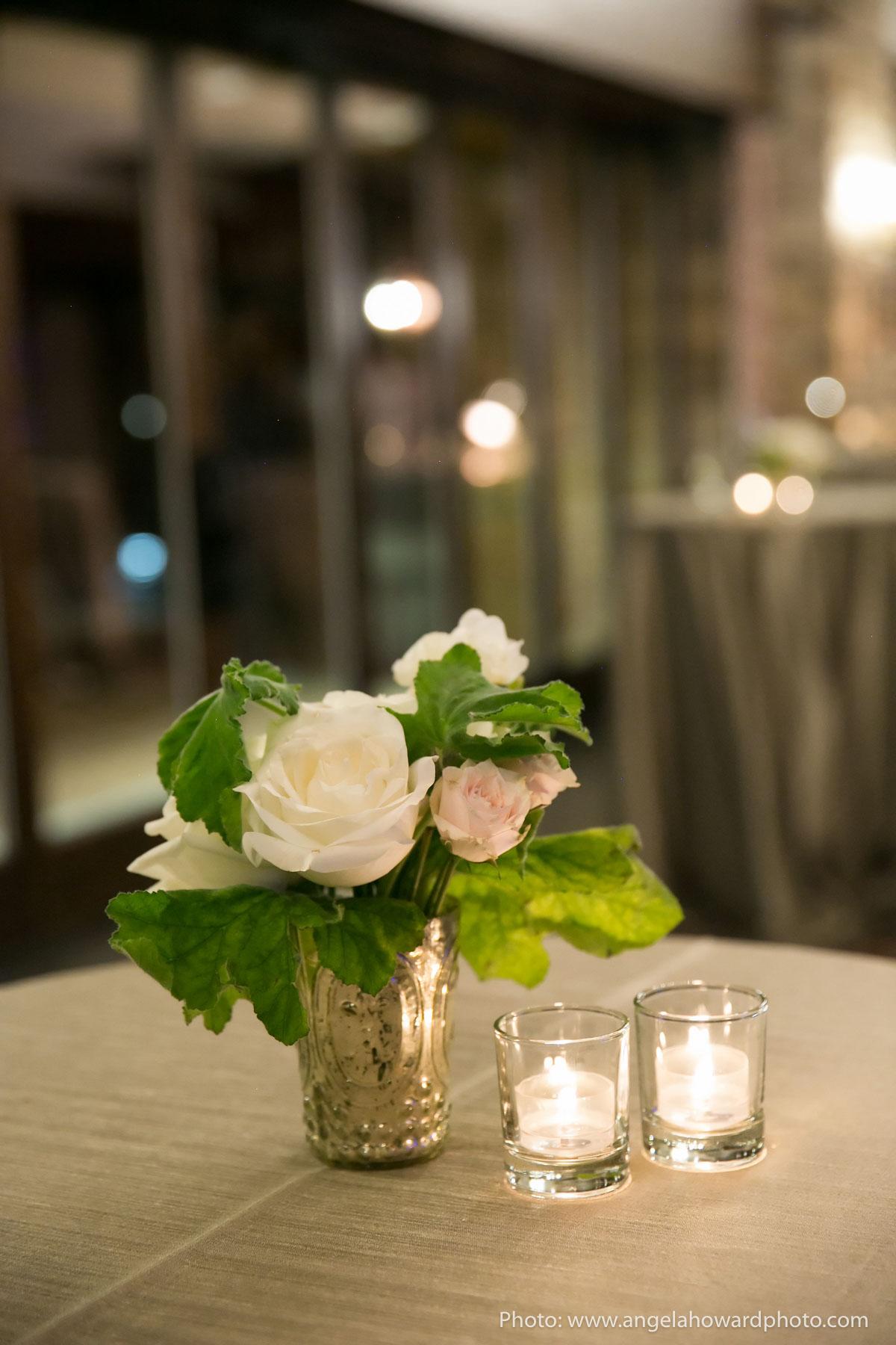 Photo: Angela Howard Photography  Planner: MelissaFancy  Florist: Artisan Bloom  HMUA: Lesley Lind